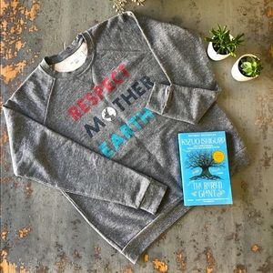 Sol Angeles Respect Mother Earth Pullover